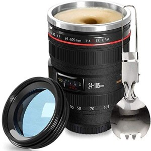 Fanatek Camera Lens Coffee Mug