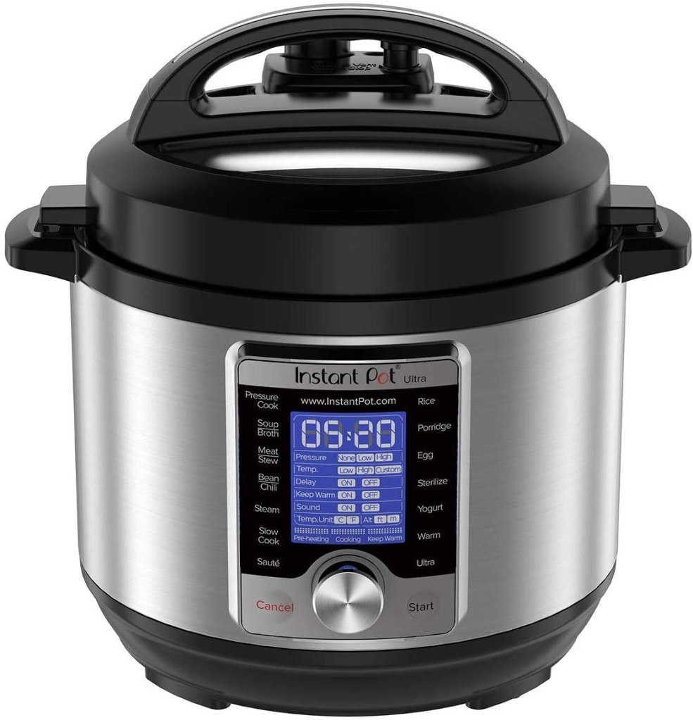 Instant Pot Ultra 3 Qt Pressure Cooker - best amazon prime day deals kitchen gadgets