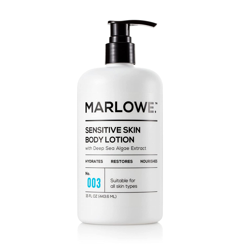 MARLOWE. No. 003 Sensitive Skin Body Lotion, best tattoo lotion