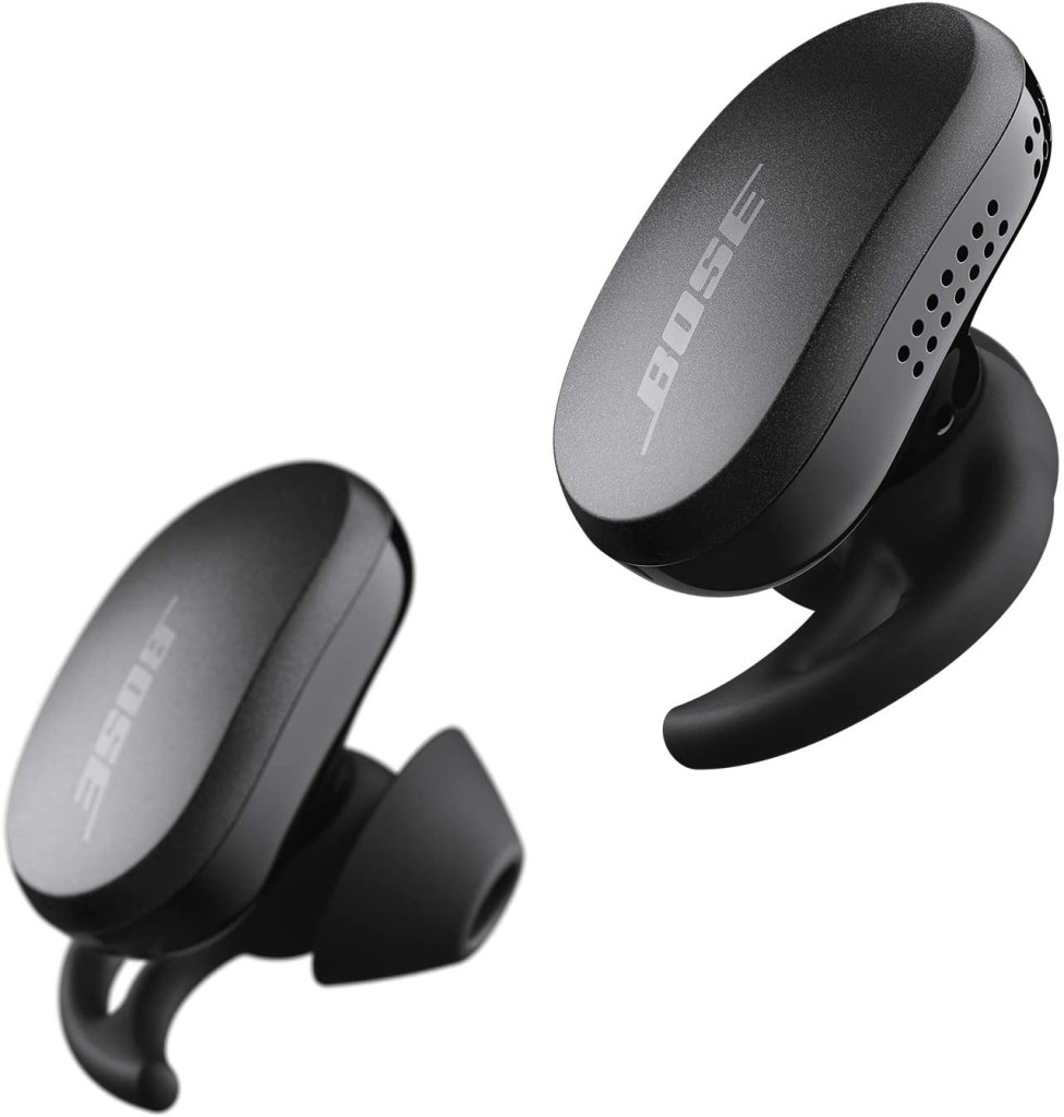 Bose QuietComfort - best noise cancelling earbuds of 2020