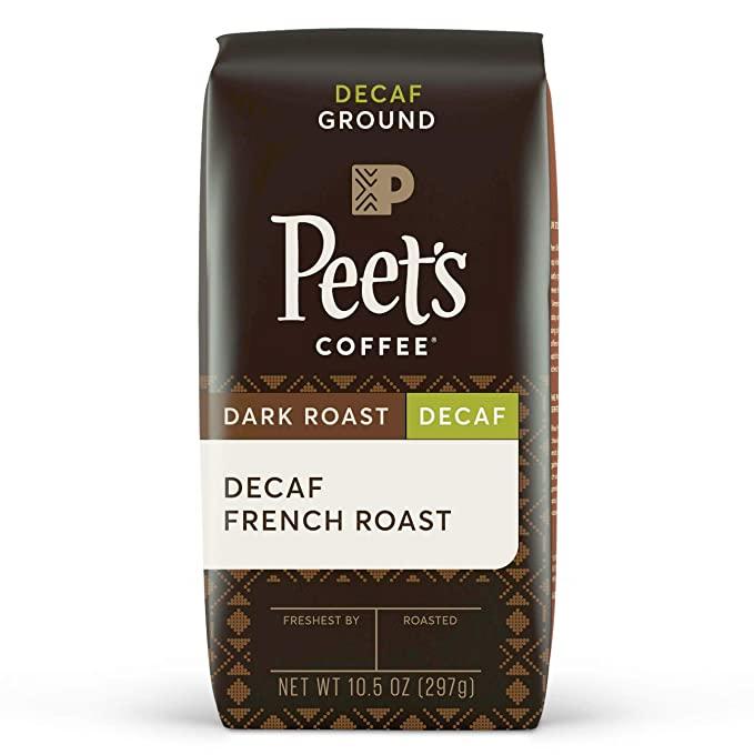 Peet's Coffee Decaf French Roast