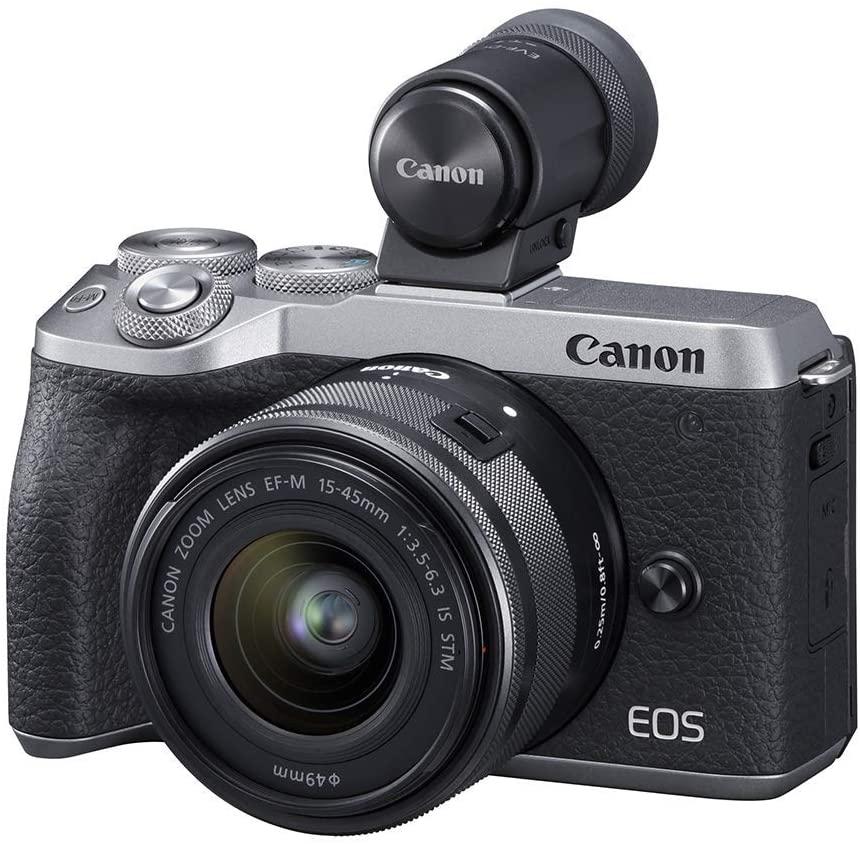 Canon EOS M6 Mark II Mirrorless Camera