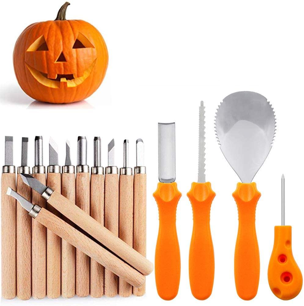 MeiGuiSha Pumpkin Carving Tools Kit