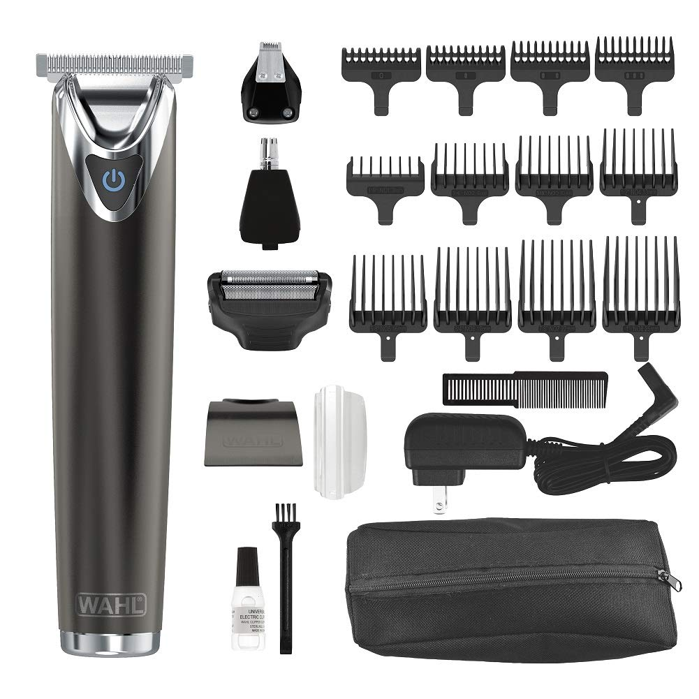 Wahl Lithium Ion 2.0+ Slate Beard Trimmer