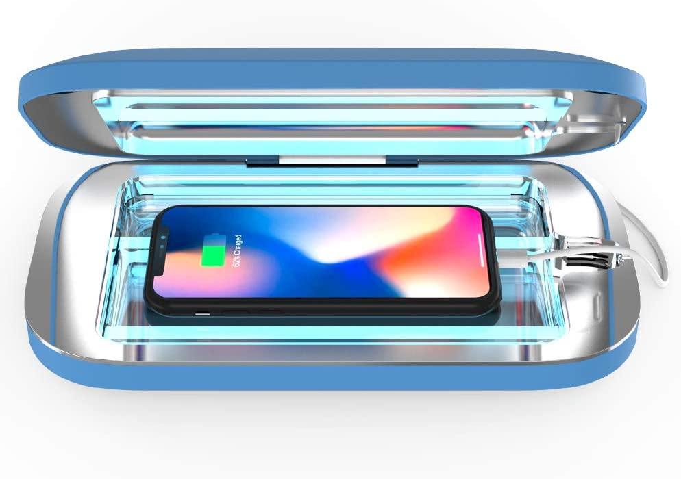 PhoneSoap Pro UV Smartphone Sanitizer gifts for nurses