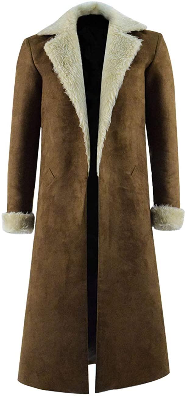 Luxfan Men's Winter Jacket