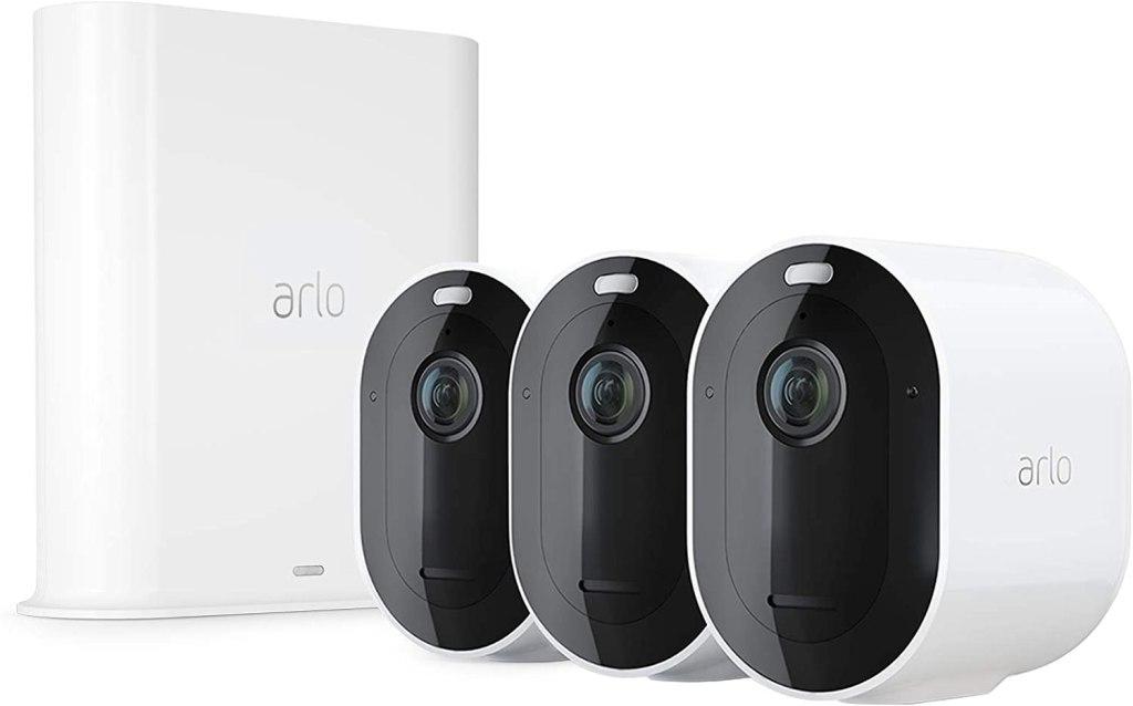 Arlo Pro 3 Wireless Security Camera System