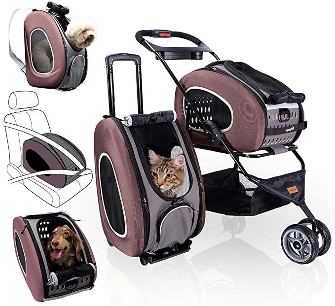 5-in-1 pet carrier