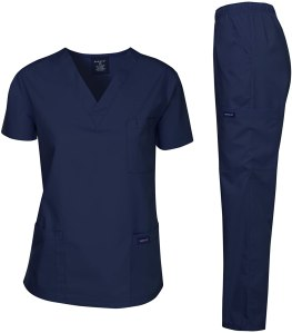 Dagacci men's medical scrubs, best men's scrubs