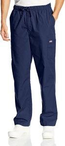 CHEROKEE men's original cargo scrubs pants, best men's scrubs