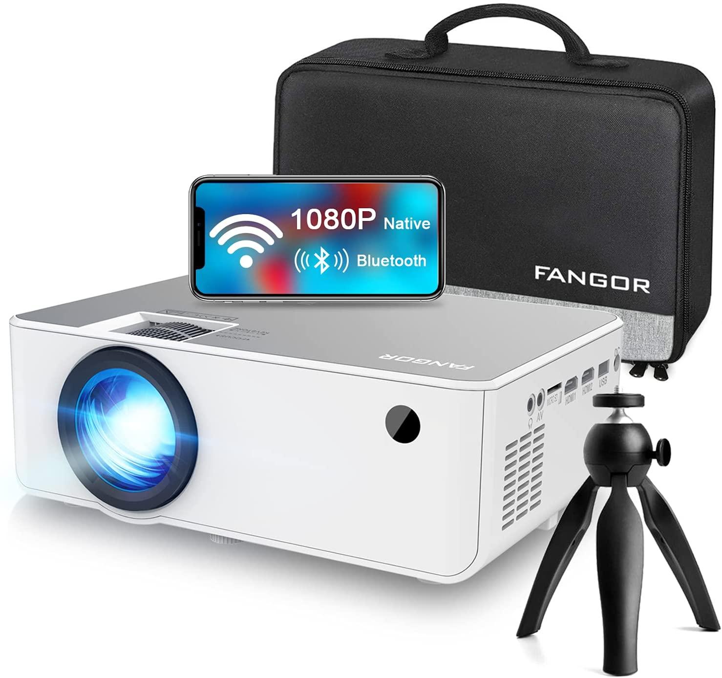 FANGOR 1080P HD Projector