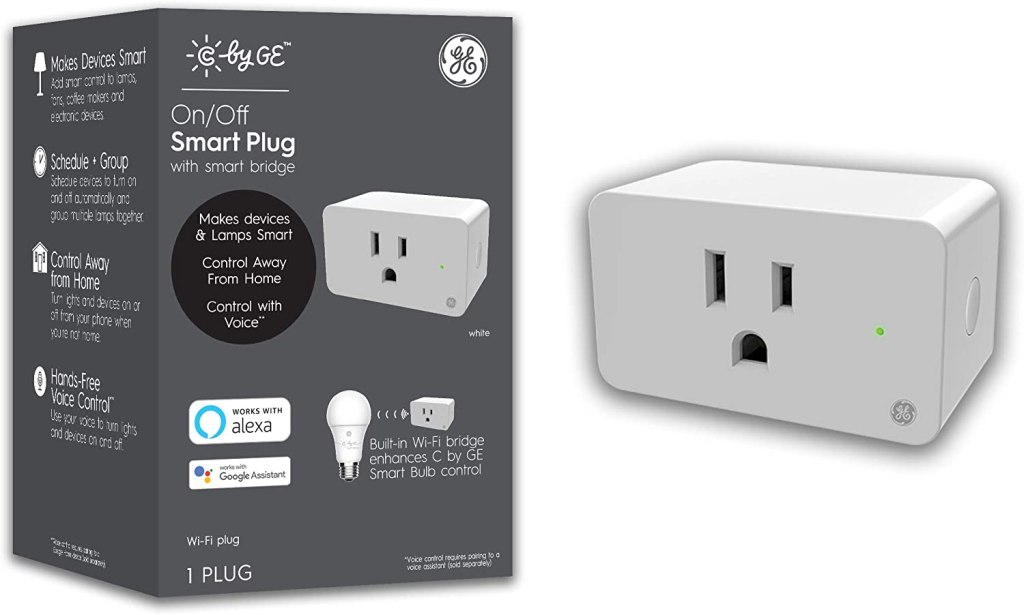C by GE Smart Plug - top prime day tech deals of 2020