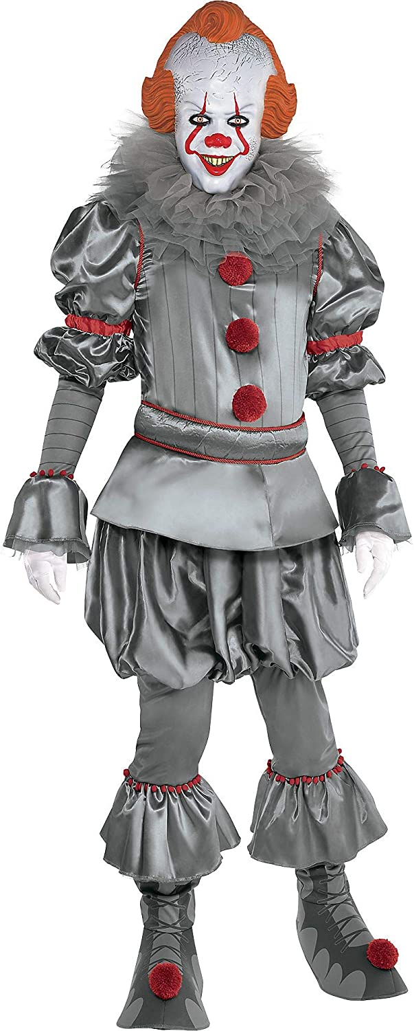 It Chapter Two Tattered Pennywise Costume