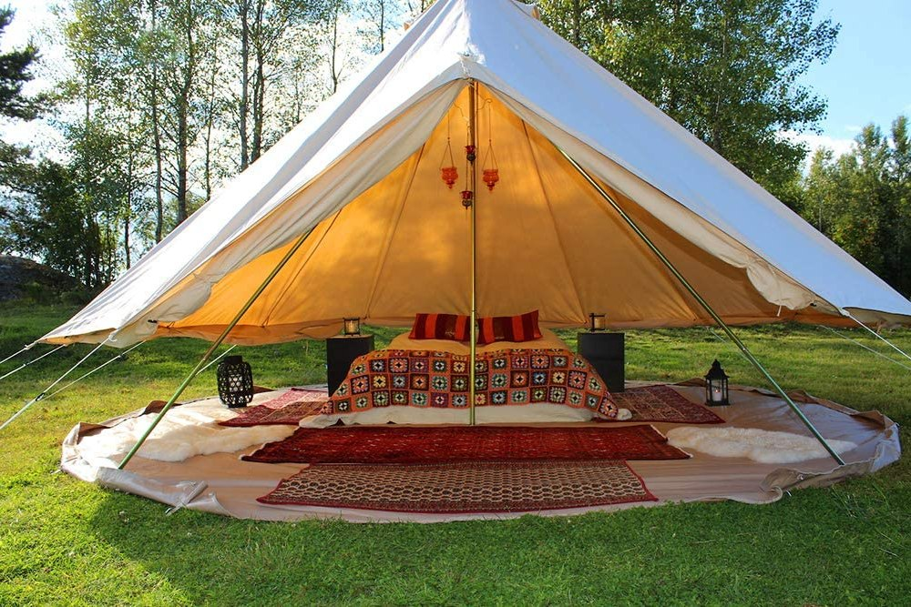 Camp in Style With the Best Glamping Tents of 2020