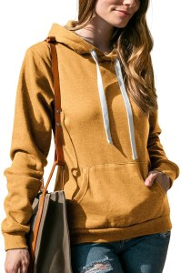 women's basic hoodie, best women's sweatshirt