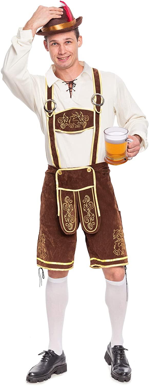 Men's German Oktoberfest Costume