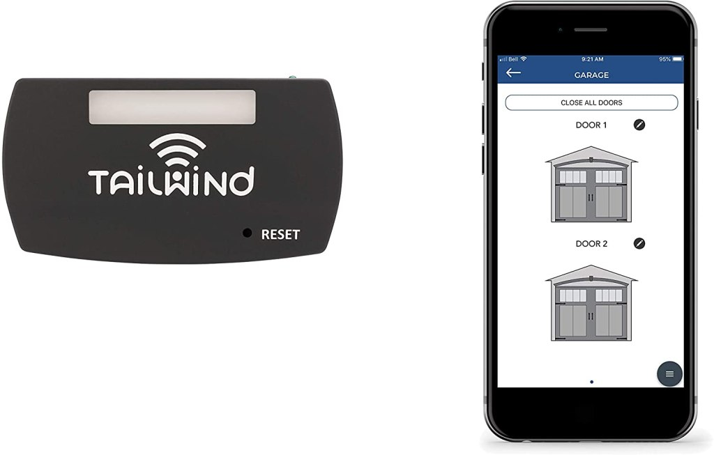 Tailwind iQ3 Smart Automatic Garage Door Opener