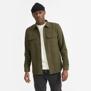Everlane Heavyweight Overshirt