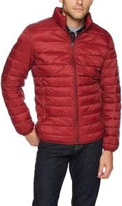 Amazon Essentials lightweight puffer jacket, best puffer jackets for men