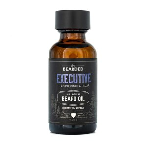 Live Bearded All-Natural Beard Oil