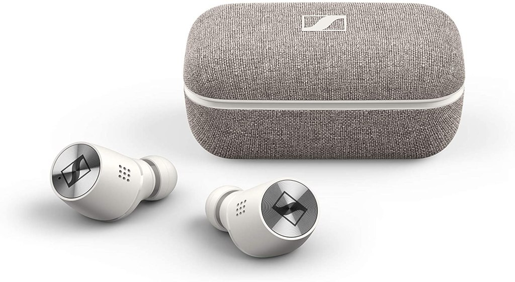 Sennheiser Momentum - noise cancelling earbuds of 2020