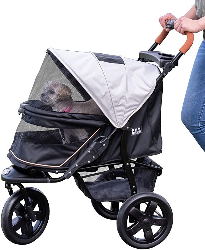 Pet Strollers No-Zip Stroller