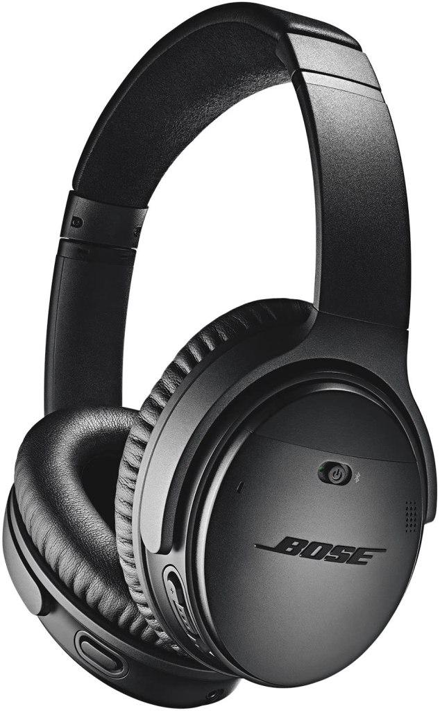 Bose QuietComfort QC35 II Noise-Cancelling Headphones - top prime day tech deals of 2020