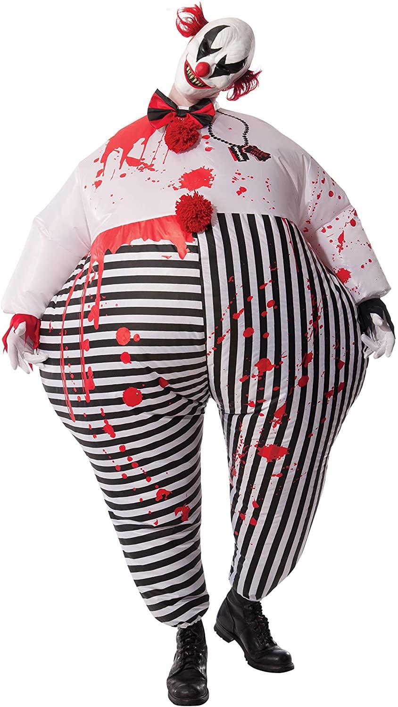 Rubie's Costume Co Inflatable Evil Clown Costume