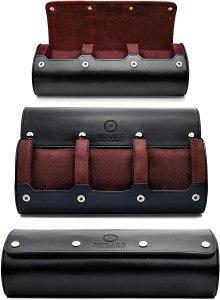 M Mirage Luxury Travel Store travel watch case, best watch case, best watch cases