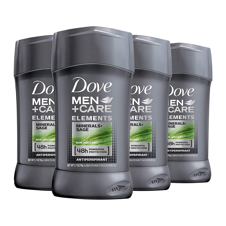 Dove Men+Care Antiperspirant Deodorant, best deodorants for men