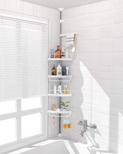 ADOVEL shower caddy, best shower caddy