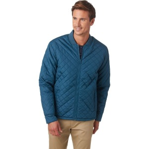 Stoic Quilted Bomber Jacket