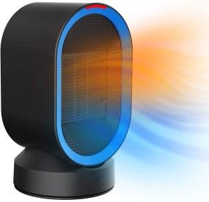 auzkin small space heater oscillating