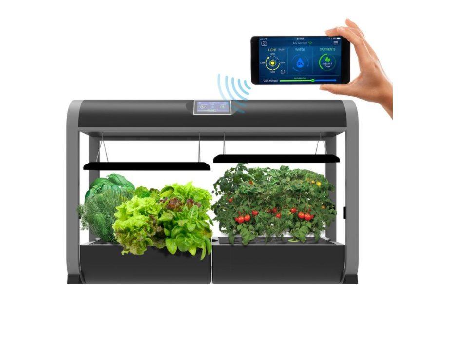 AeroGarden Farm Hydroponic Garden Kit for Indoor Growing