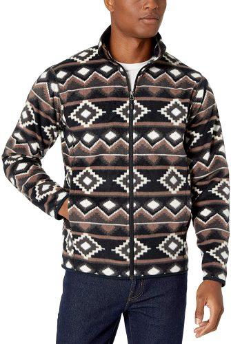 Amazon Essentials Full-Zip Polar Fleece Jacket