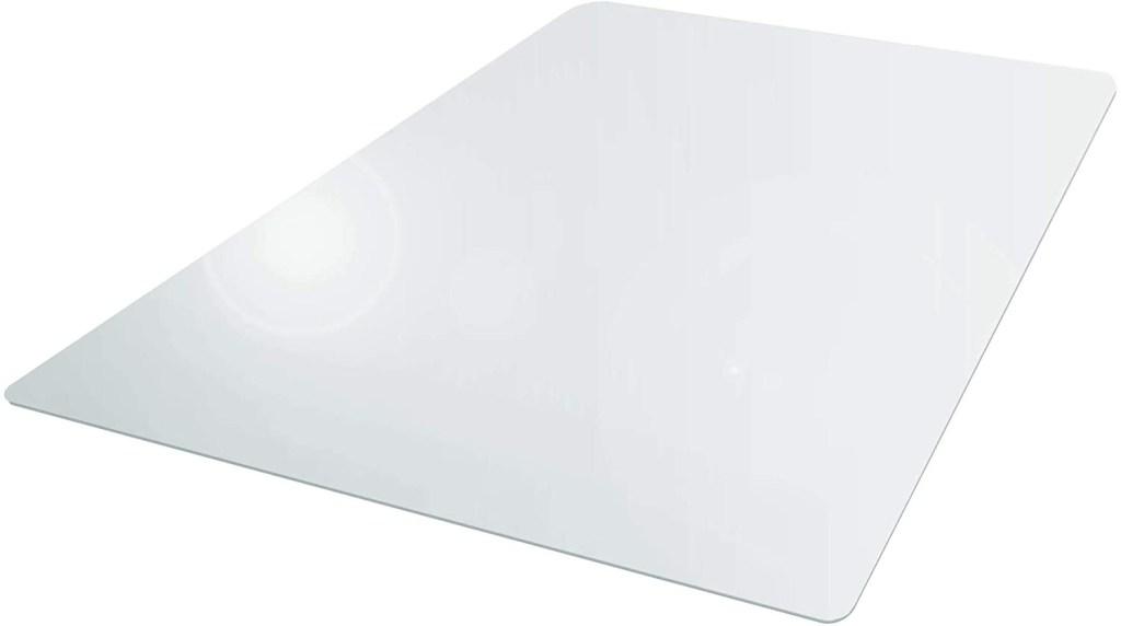 AmazonBasics Vinyl Chair Mat Protector