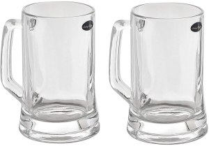 beer glasses amlong crystal