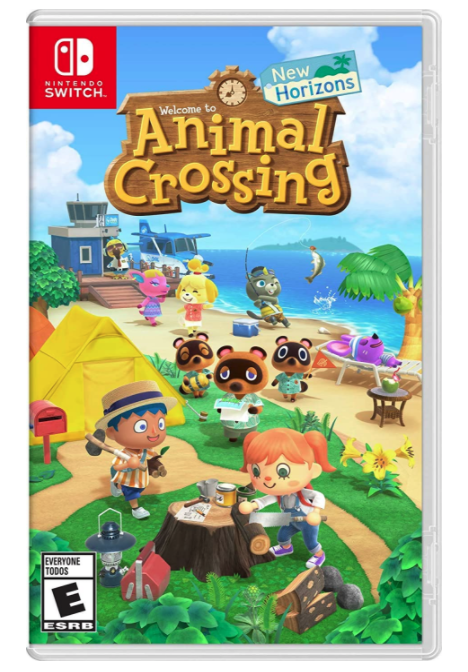 animal crossing best multiplayer switch game