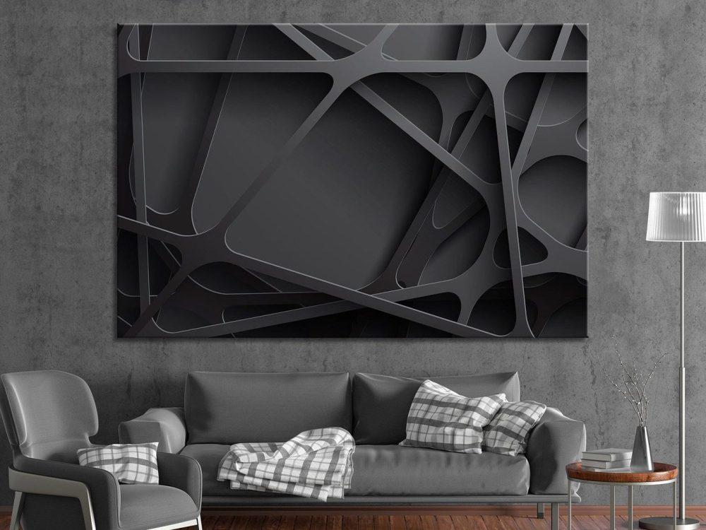 Bring Your Walls To Life With a Captivating Piece of 3D Art