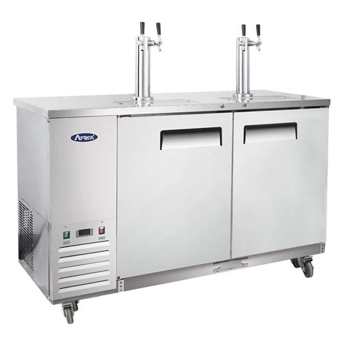 Atosa Commercial Two Tap Kegerator