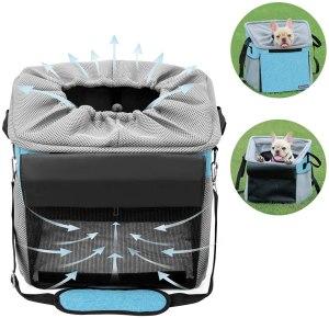 dog backpack carrier barkbay
