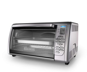 best toaster oven black and decker