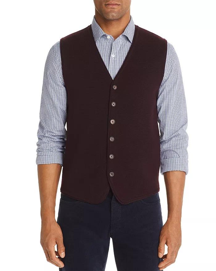 Merino Wool Vest by Bloomingdales