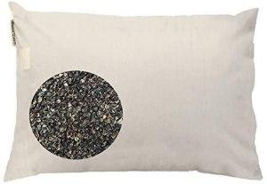 beans72 buckwheat pillow, buckwheat pillow, best buckwheat pillow