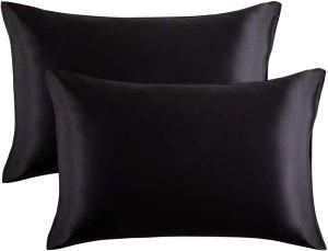 satin pillowcase bedsure