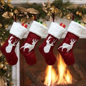 best budget Christmas stockings, Christmas stockings