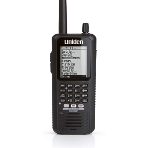 Uniden BCD436HP Digital Handheld Police Scanner, best police scanners
