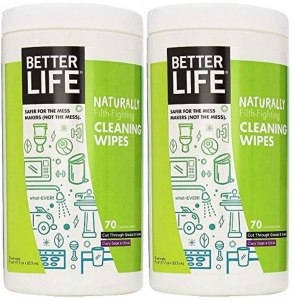 best cleaning wipes better life natural