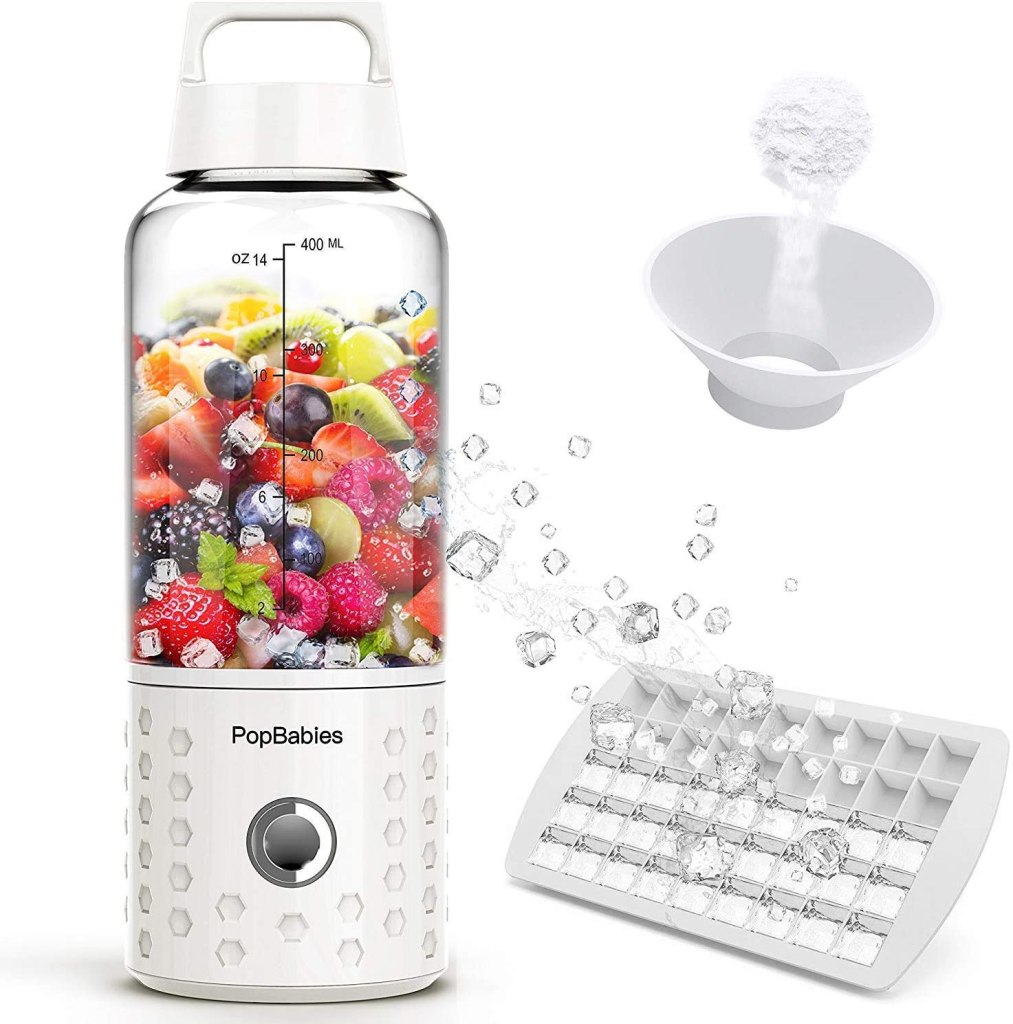 pop babies portable blender