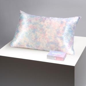 silk pillows blissy